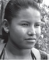 Sanda lives in Oaxaca, Mexico. Photo: Pedro Lahoz Wolfe