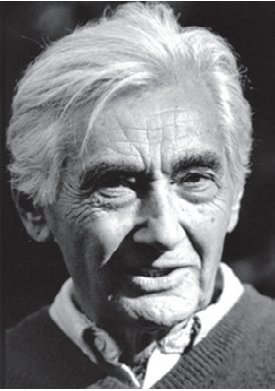 """Howard Zinn, author of """"A People's History of the United States"""""""