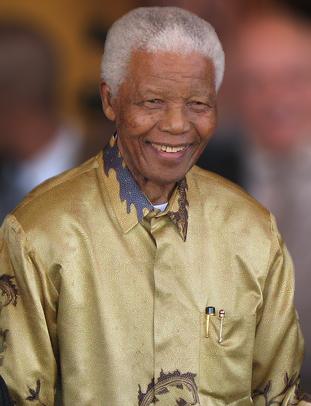 Mandela, who became president of South Africa in 1994, remained on a terrorist watch list in the United States until 2008. PHOTO: Wikimedia Commons