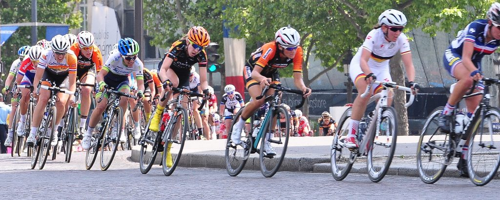 Women cyclists want a full-length tour on the same track as the men to prove that they too can go the distance. PHOTO: Liakada Photography/Flickr