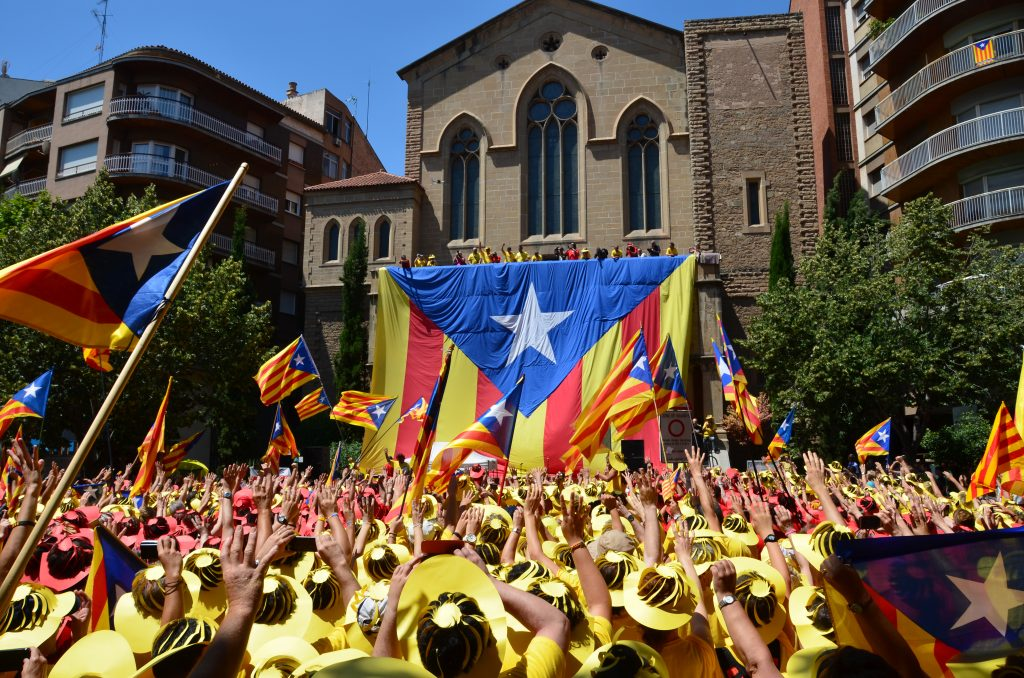 More than 80 percent of voters said they wanted Catalonia to be an independent country. PHOTO: Wikimedia Commons