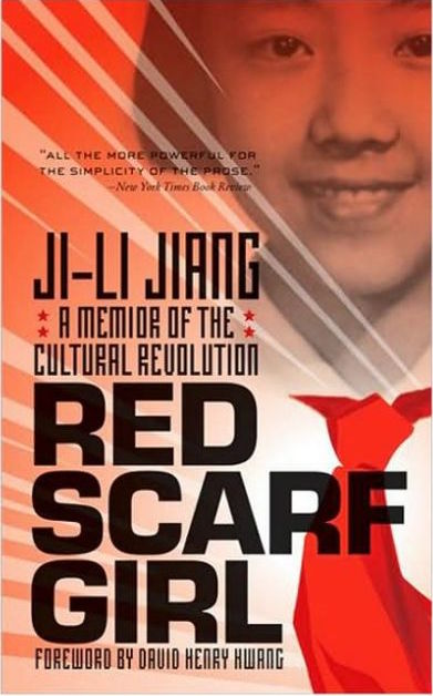 First published in 1998 by HarperCollins, Red Scarf Girl is a historical memoir by Ji-Li Jiang about her childhood during the Cultural Revolution in China.