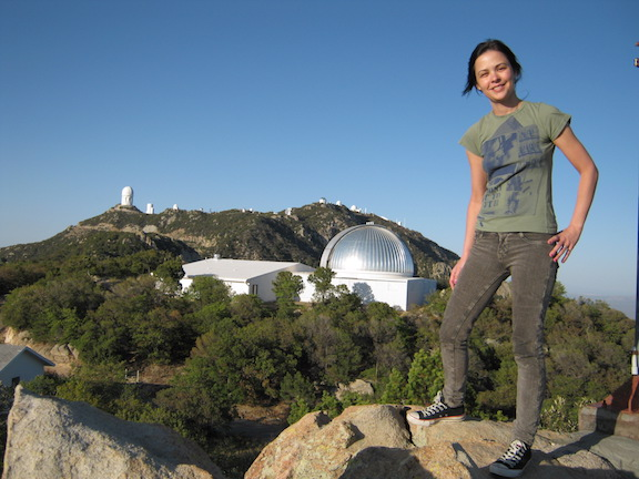 Someday You Could be an Astronomer like Dr. Allyson Sheffield