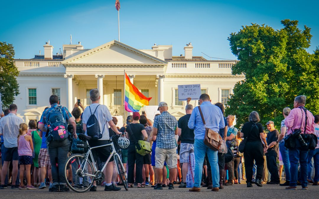 """""""We Will Not Be Erased"""": LGBTQIA Community Challenges Trump's Assault on the Rights of the Transgender Community"""