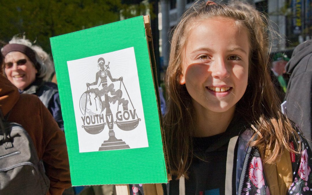 Youth Climate Lawsuit in Limbo as the U.S. Government Puts Up Roadblocks