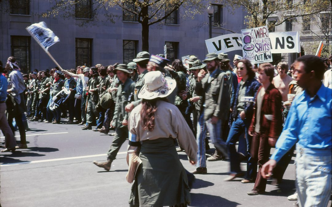The Protest Movement Calling for an End to the War in Vietnam