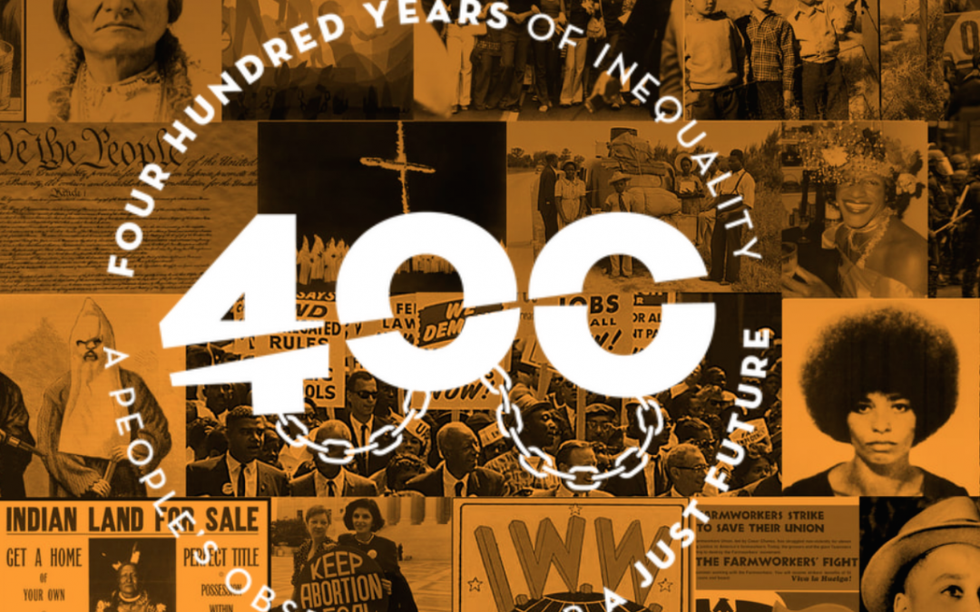 The 400 Years of Inequality Project Uses the Study of History to Create a More Equal Society