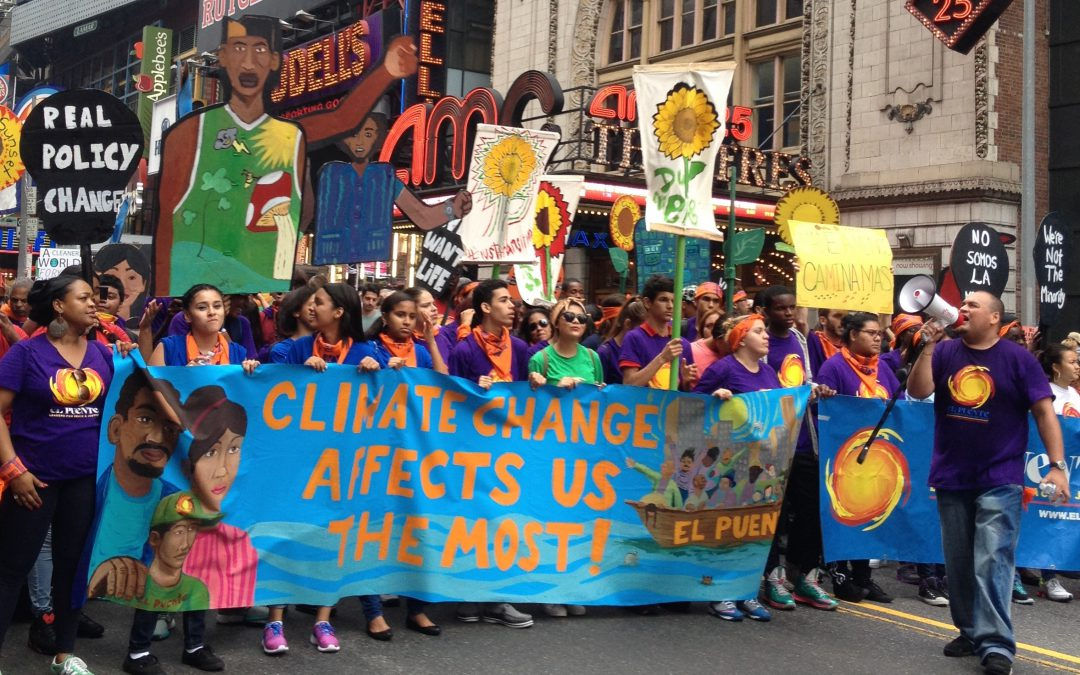"""We Can't Eat Money or Drink Oil"" – Youth on the Frontlines Fight for Climate and Environmental Justice"