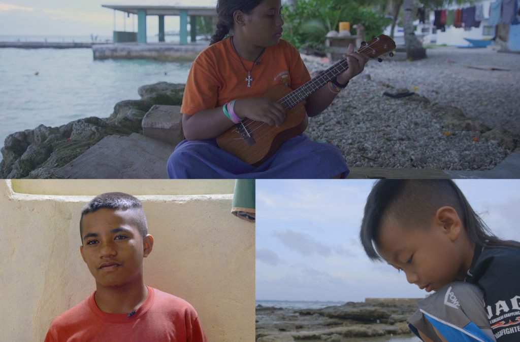 """What Is It Like to Grow Up in a Place That's Going Away?"": The Last Generation, an Interactive Documentary Telling the Stories of Kids from the Marshall Islands"