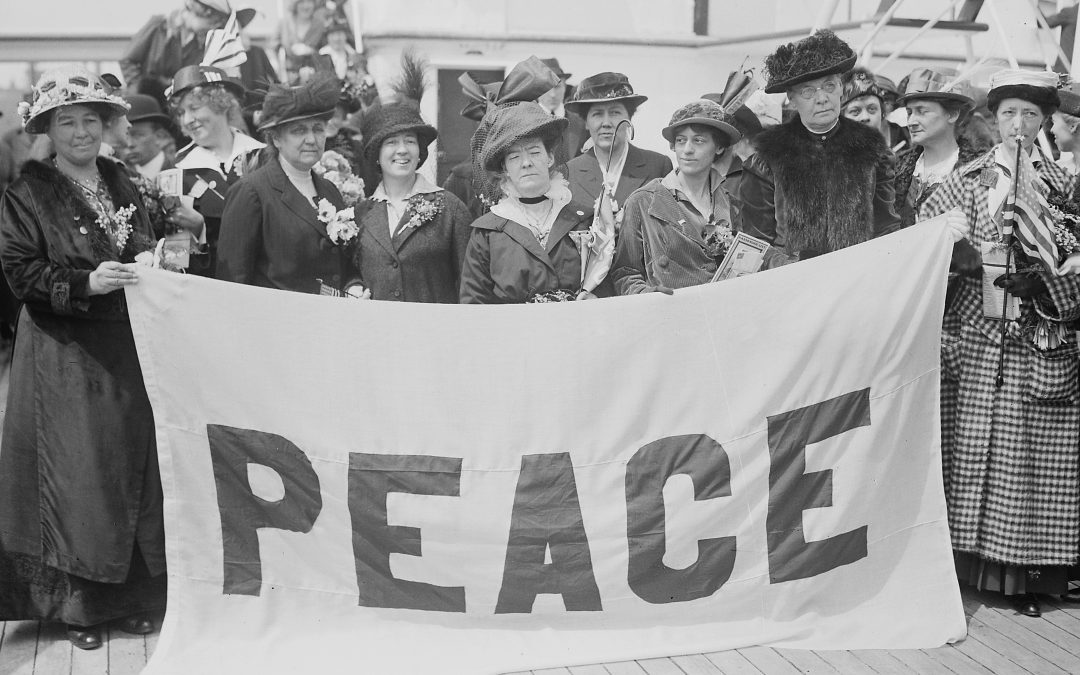 Women-Led Antiwar Movement of WWI