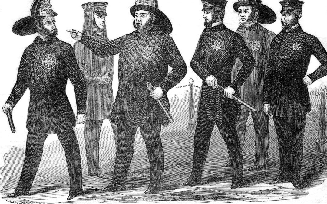 A Brief History of Policing in the United States