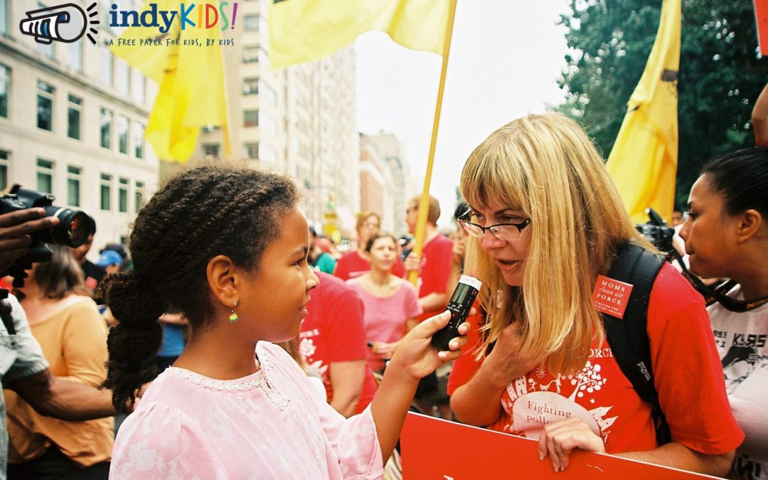 Celebrating 15 Years of Kid Journalism: Why We Need Programs Like IndyKids