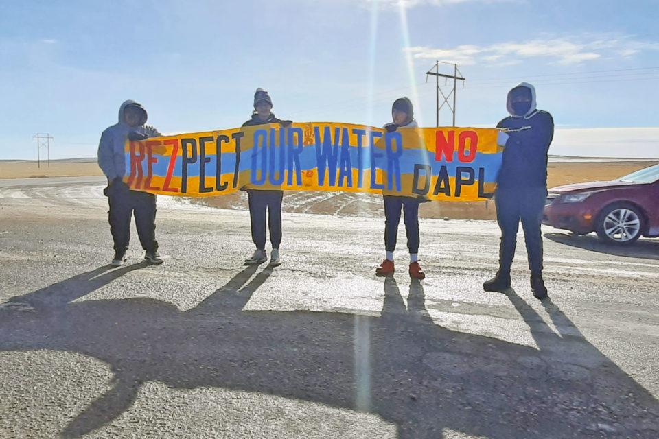 IndigenousYouth Run 93 Miles to Put Pressure on President Biden to Close the Dakota Access Pipeline
